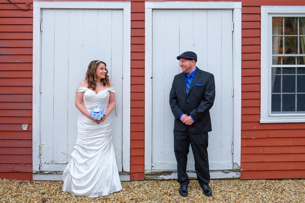 Wedding Photography at the Bull Run in Shirley MA