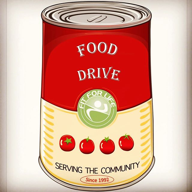 Fit For Life is always trying to do our part in the community, so we are doing a canned food drive to help feed the homeless.  If you want to contribute this is how -  For the month of July if you bring 5 cans, you get a complimentary month membership, and if you bring 5 more cans, we waive your enrollment fee!  For current members, if you bring 5 cans, you get a complimentary body analysis and personal training session!  Thank you in advance for helping feed the homeless!! CALL (817)292-8101 & ASK FOR STEPHEN for details.  OR DM US HERE!  click this link to try a session! ⬇️⬇️⬇️⬇️⬇️⬇️⬇️⬇️⬇️⬇️ www.fflresults.team/freetrial  #fitness #gym #fortworth #dfw #sale #fit #coach #personaltrainer #workout #lift #trainer #weightloss #summer #summerbody #results #miltary #militarydiscount #veteran #veteranprograms #buddy #swolemates #spotter #free #candrive #canfood #homeless #cannedfood