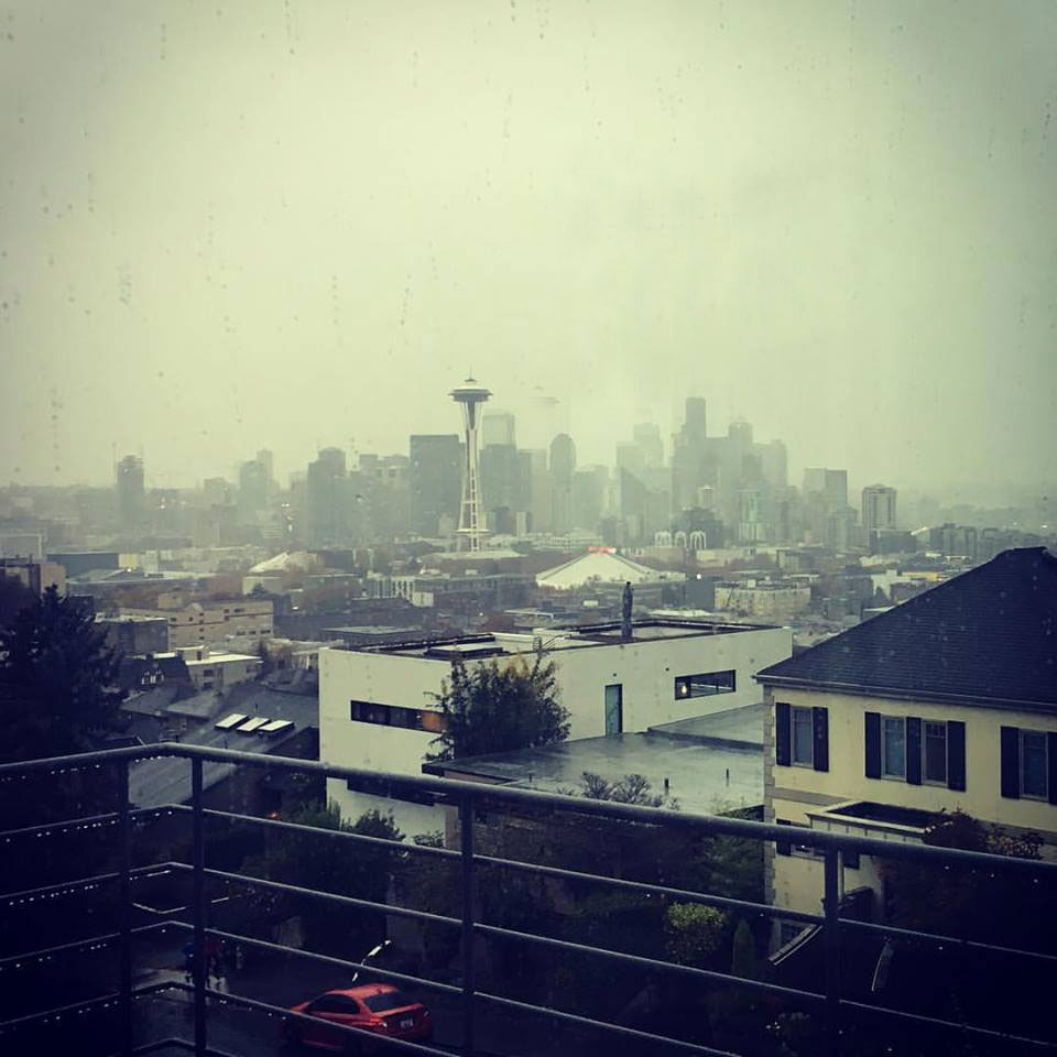 Seattle I love you, but you bringing me down...