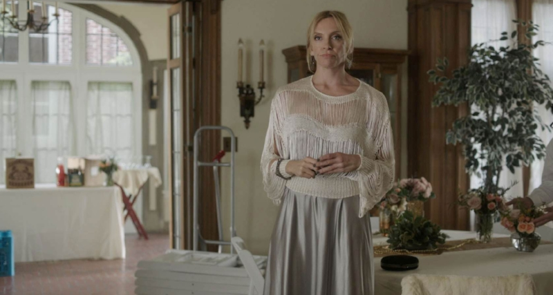 Toni Collette in movie 'Lucky Them' (directed by Megan Griffiths)