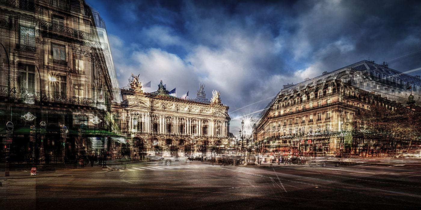 Paris - Place de l'Opéra