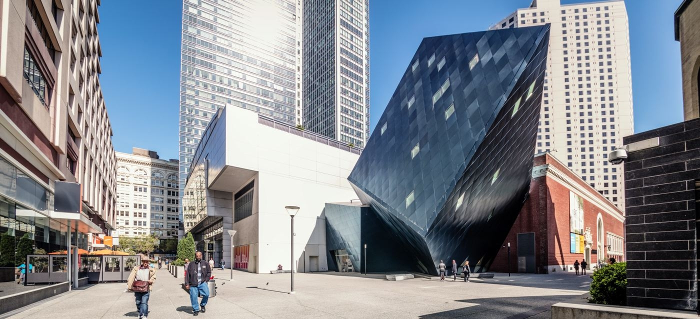 Contemporary Jewish Museum - San Francisco<strong>- entrez -</strong>