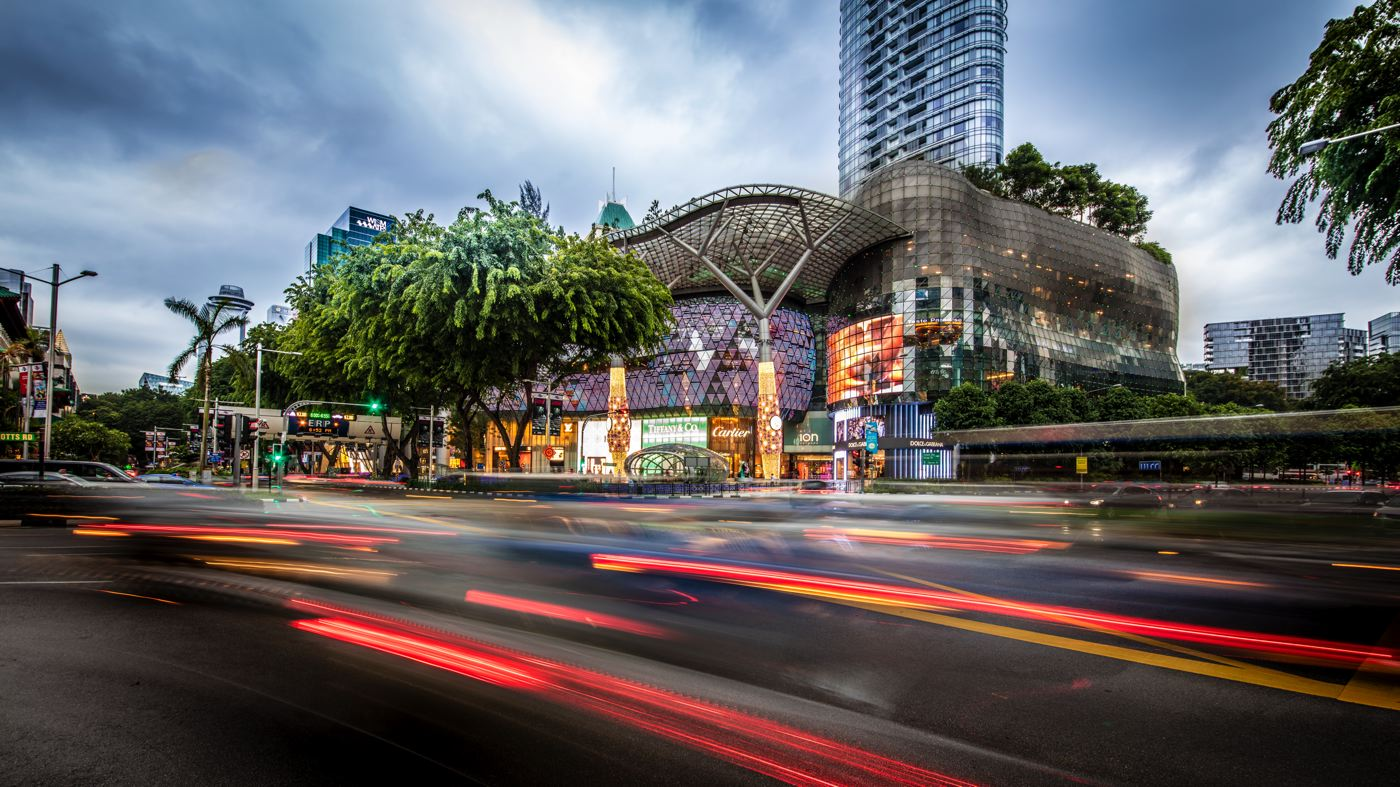 ION Orchard - Singapour<strong>- entrez -</strong>