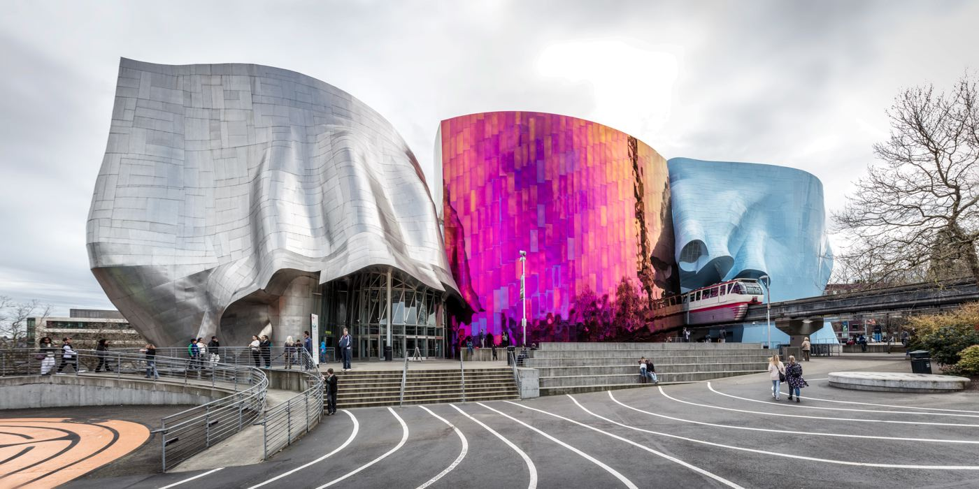 Experience Music Project - Seattle<strong>- entrez -</strong>