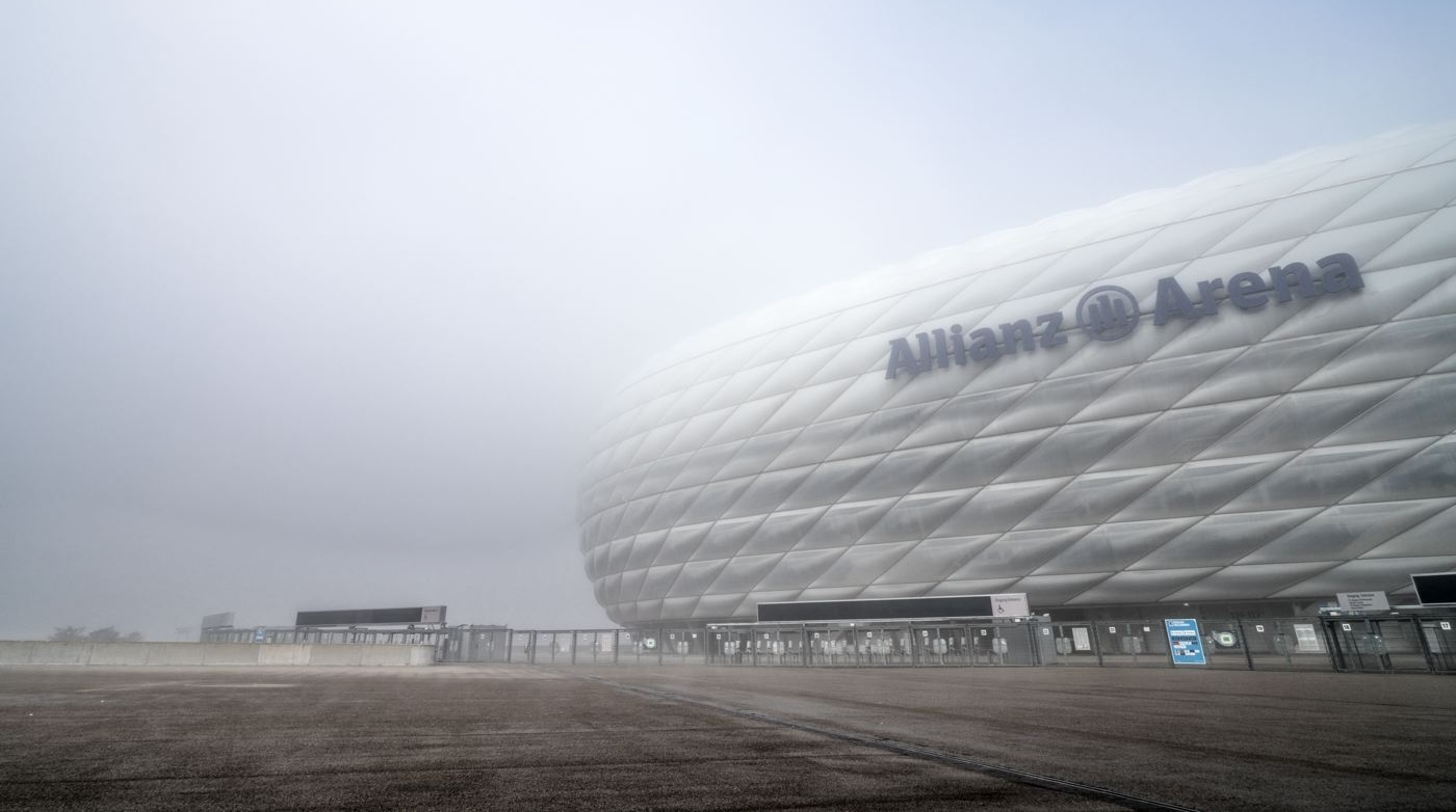 Allianz Arena - Munich<strong>- entrez -</strong>