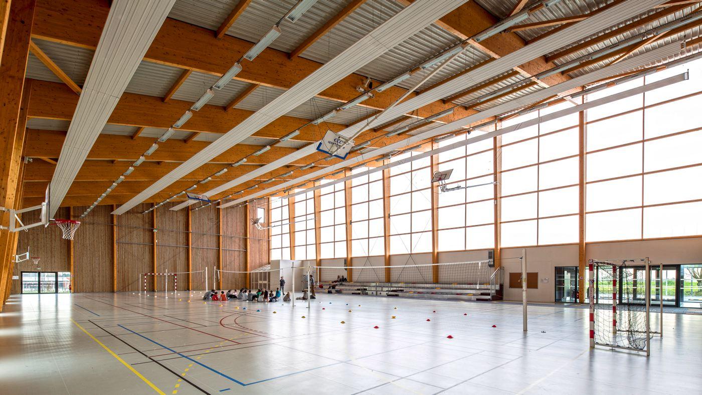 Salle de Sports - Cappelle en Pévèle<strong>- entrez -</strong>
