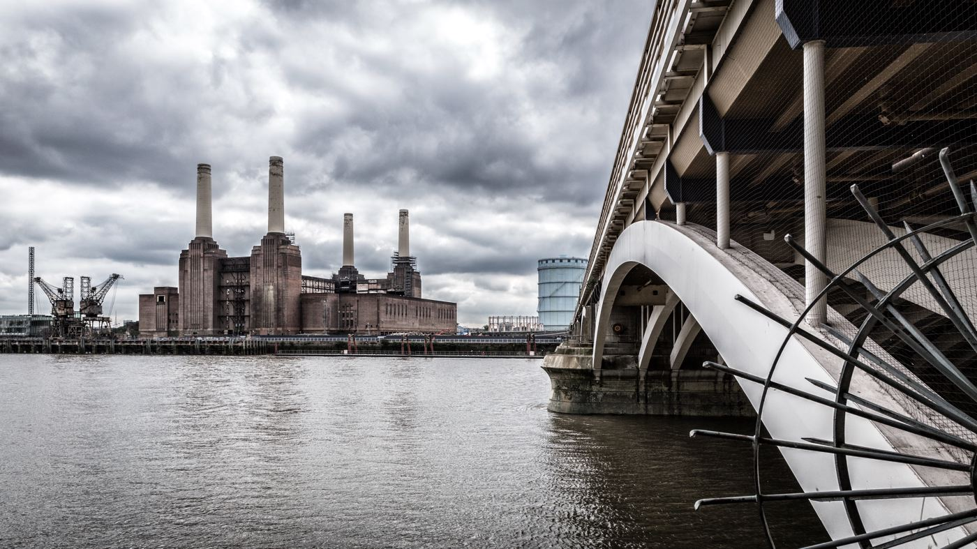 BatterseaPower Station - Londres<strong>- entrez -</strong>