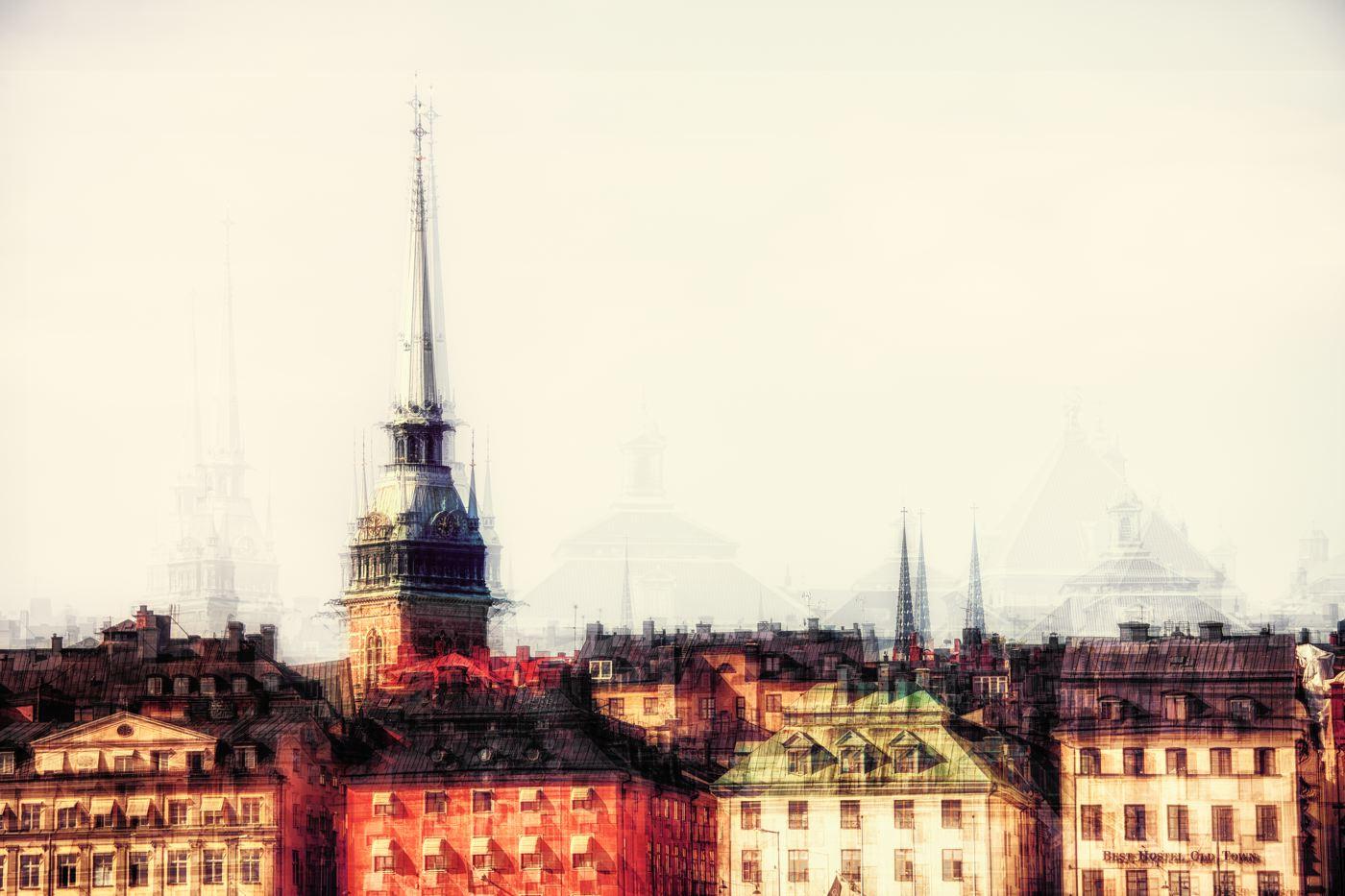 Stockholm<strong>- entrez -</strong>