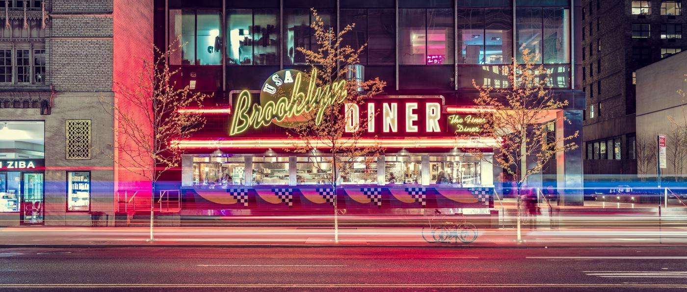 STREET NIGHT -