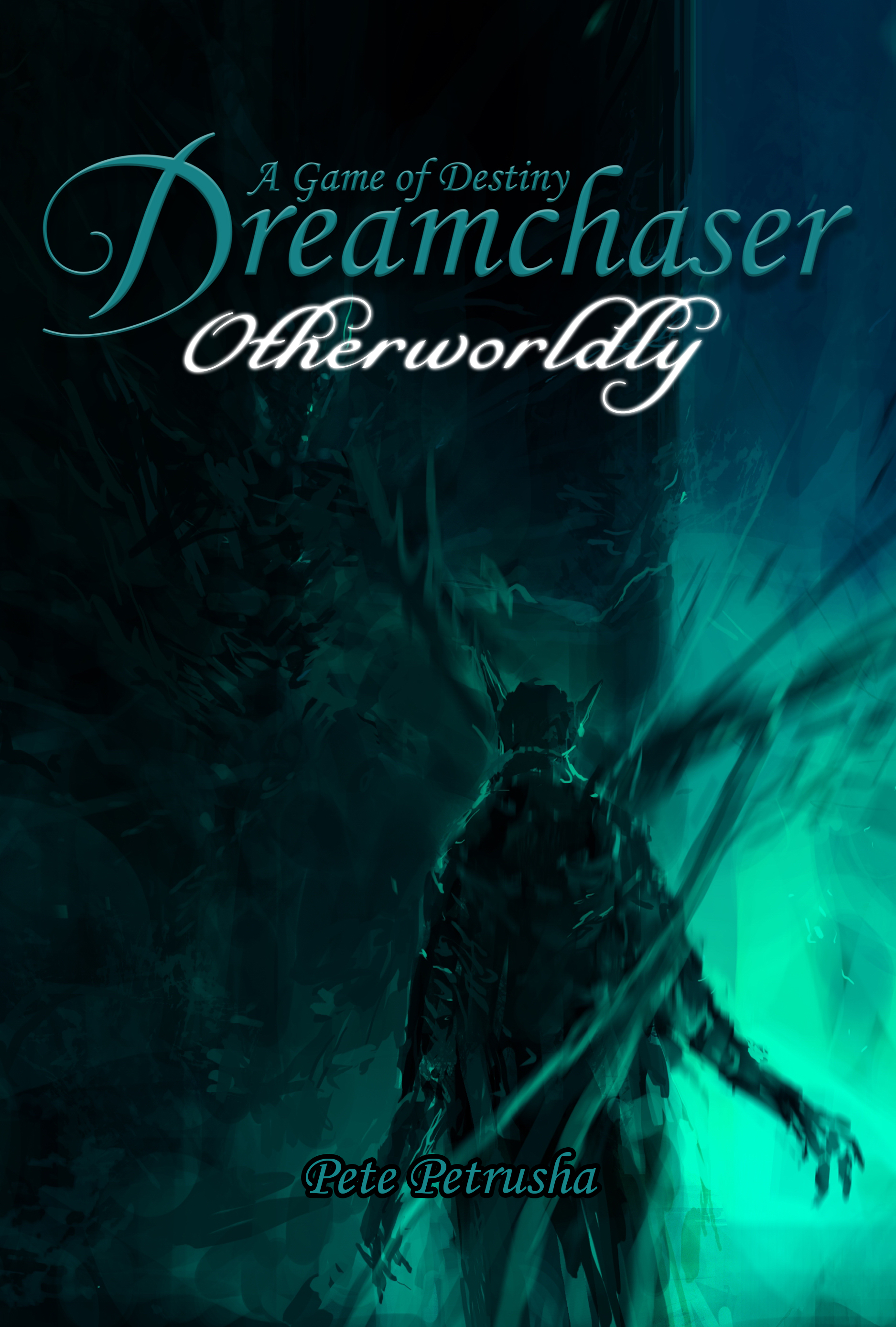 The Front Cover of  Dreamchaser: Otherworldly. (PDF Supplement)