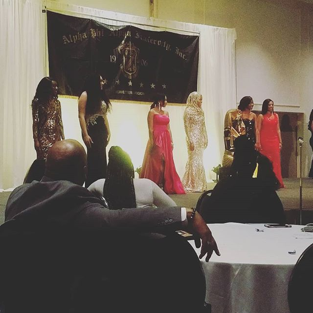 Miss Black & Gold Scholarship Contestants!  Congrats to all of the contestants!