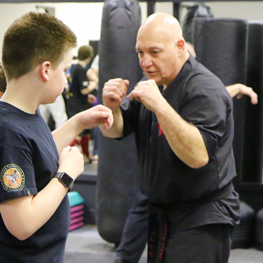 Anthony Albanese   Owner, Training Director  Anthony has been studying martial arts, fitness, and sports nutrition for most of his life. He is a 10th degree black belt and Grandmaster in Vadha Kempo karate, a 5th degree black belt in Superfoot Kickboxing System, and a 2nd degree black belt in the Joe Lewis Fighting System. Anthony was inducted into the Martial Arts Hall of Fame in 2014. Through years of training with world class martial artists, as well as preparing himself for tournaments, Anthony learned how to maximize his nutrition and exercise program to drop weight, burn fat and build muscle. He is also a Certified Functional Strength Trainer.
