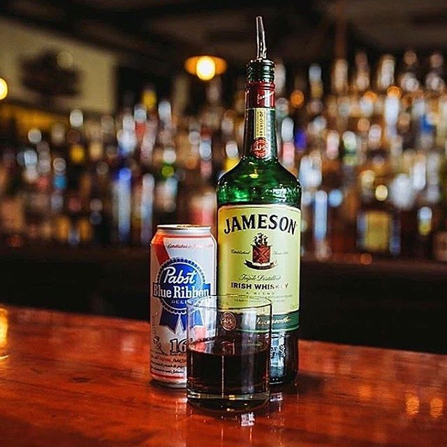 It's Friday! Come celebrate and grab a drink!