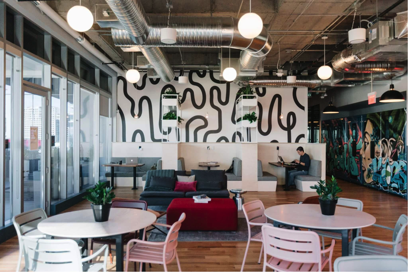 Photo: Courtesy of WeWork Uptown Dallas