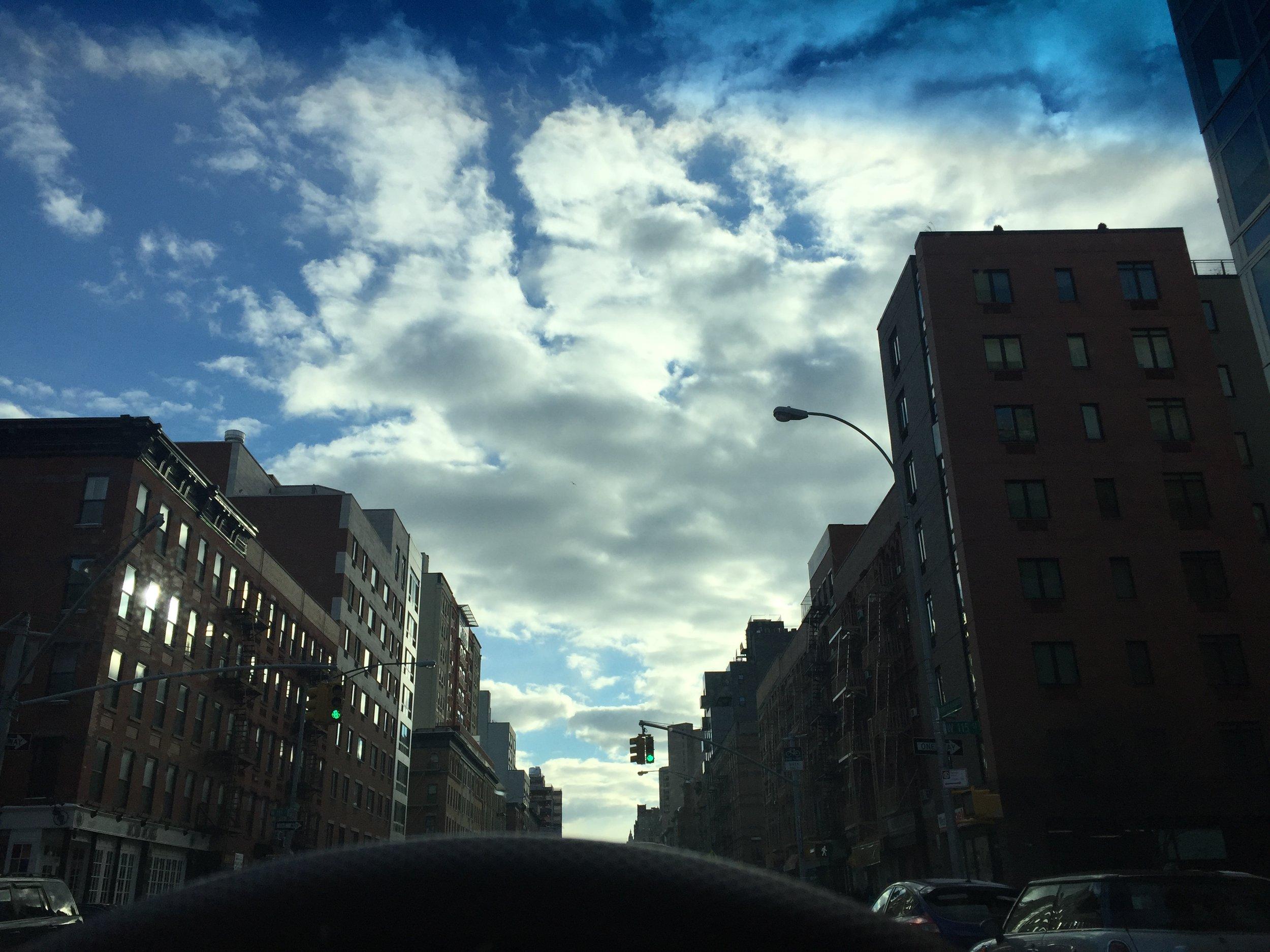 """The Sky's the """"Limit"""" // New York, NY"""