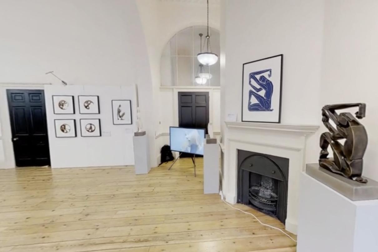 Exhibition Pre-Visualisation
