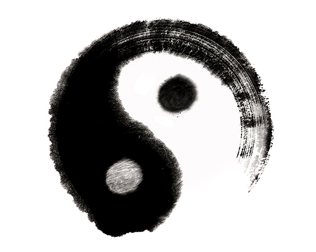 Yin/Yang: A philosophy of opposites, but most importantly how those opposites are mutually beneficial, and not mutually exclusive.
