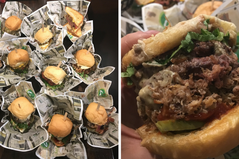 I Ate All The Wahlburgers In One Sitting - ShortList