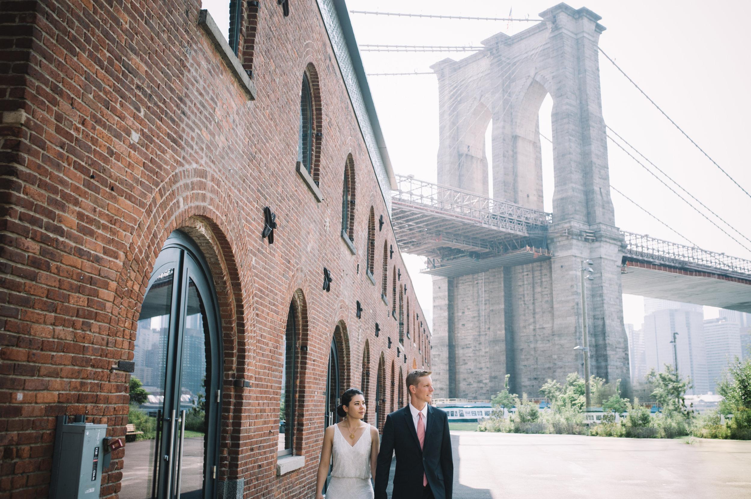 Clark & Arielle - Brooklyn NYC