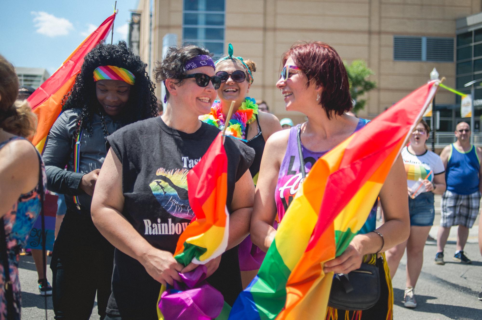 LGBT Gay Pride March Pittsburgh PA Wedding Photographer-10.jpg