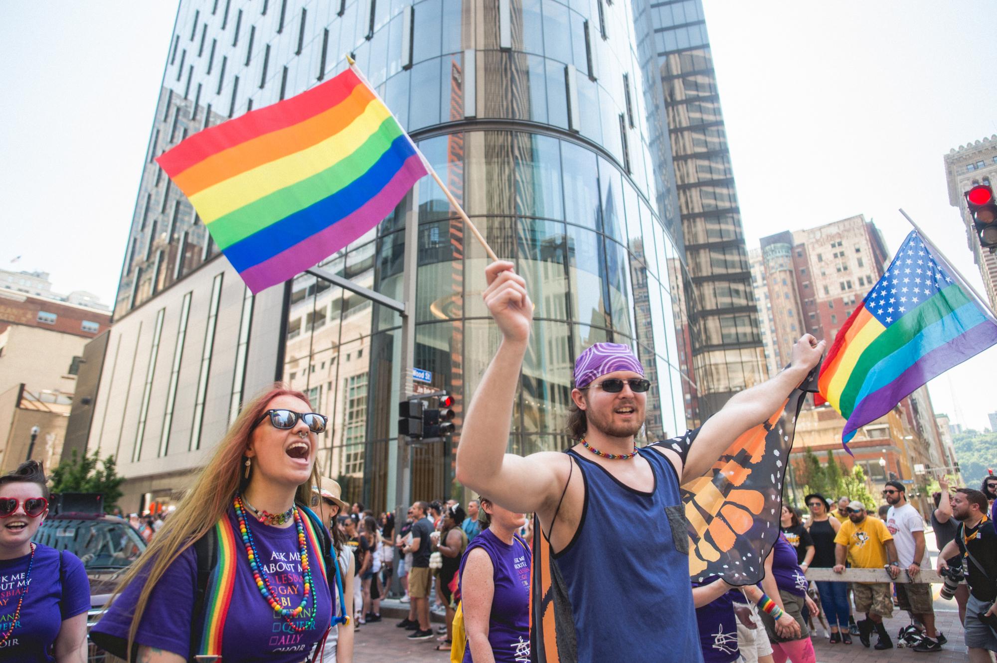 LGBT Gay Pride March Pittsburgh PA Wedding Photographer-104.jpg