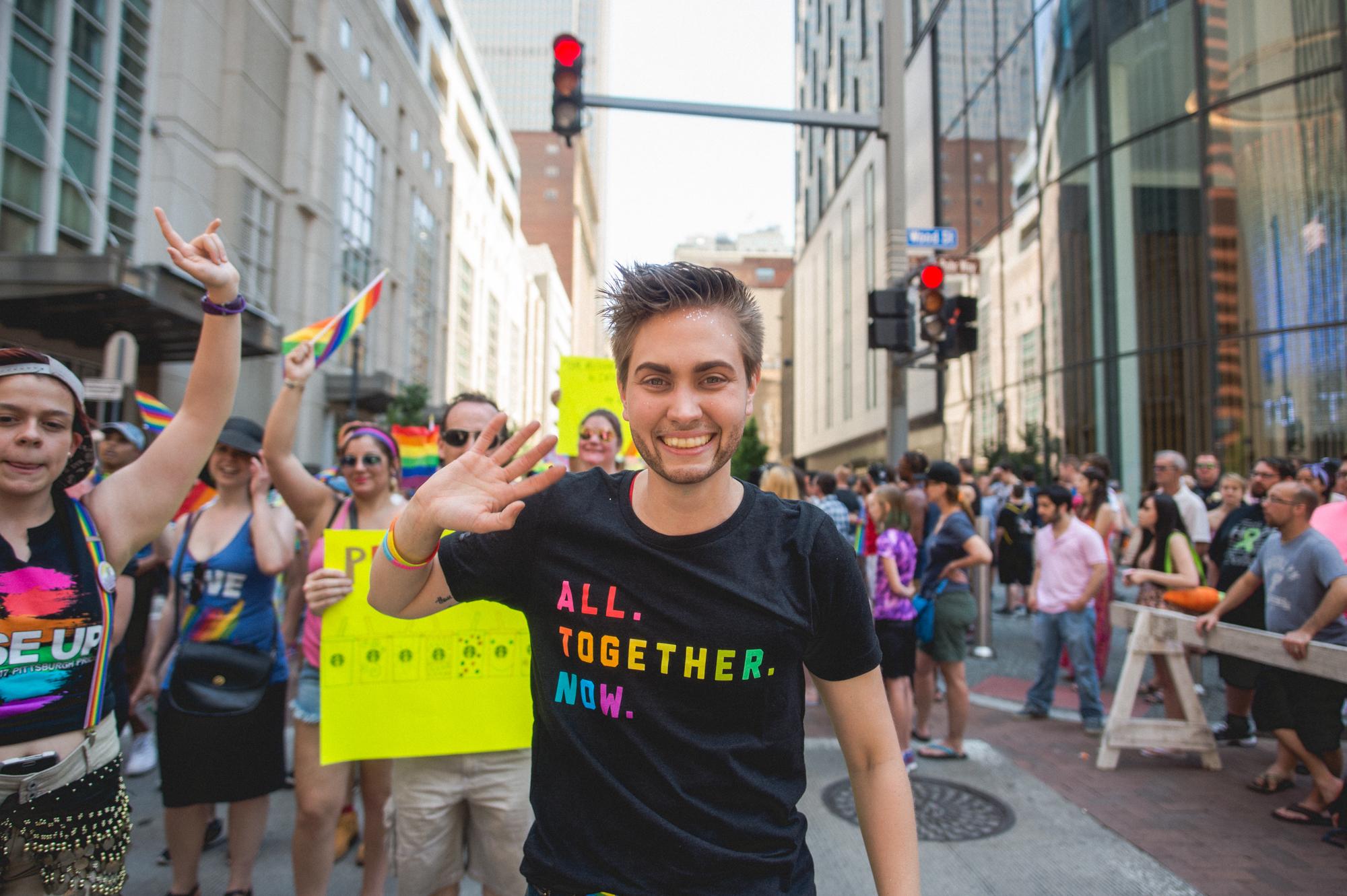 LGBT Gay Pride March Pittsburgh PA Wedding Photographer-110.jpg