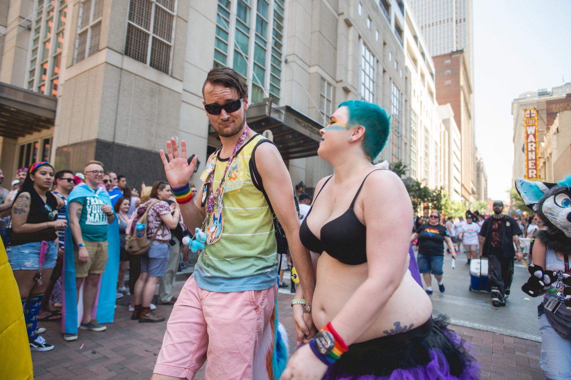 LGBT Gay Pride March Pittsburgh PA Wedding Photographer-134.jpg