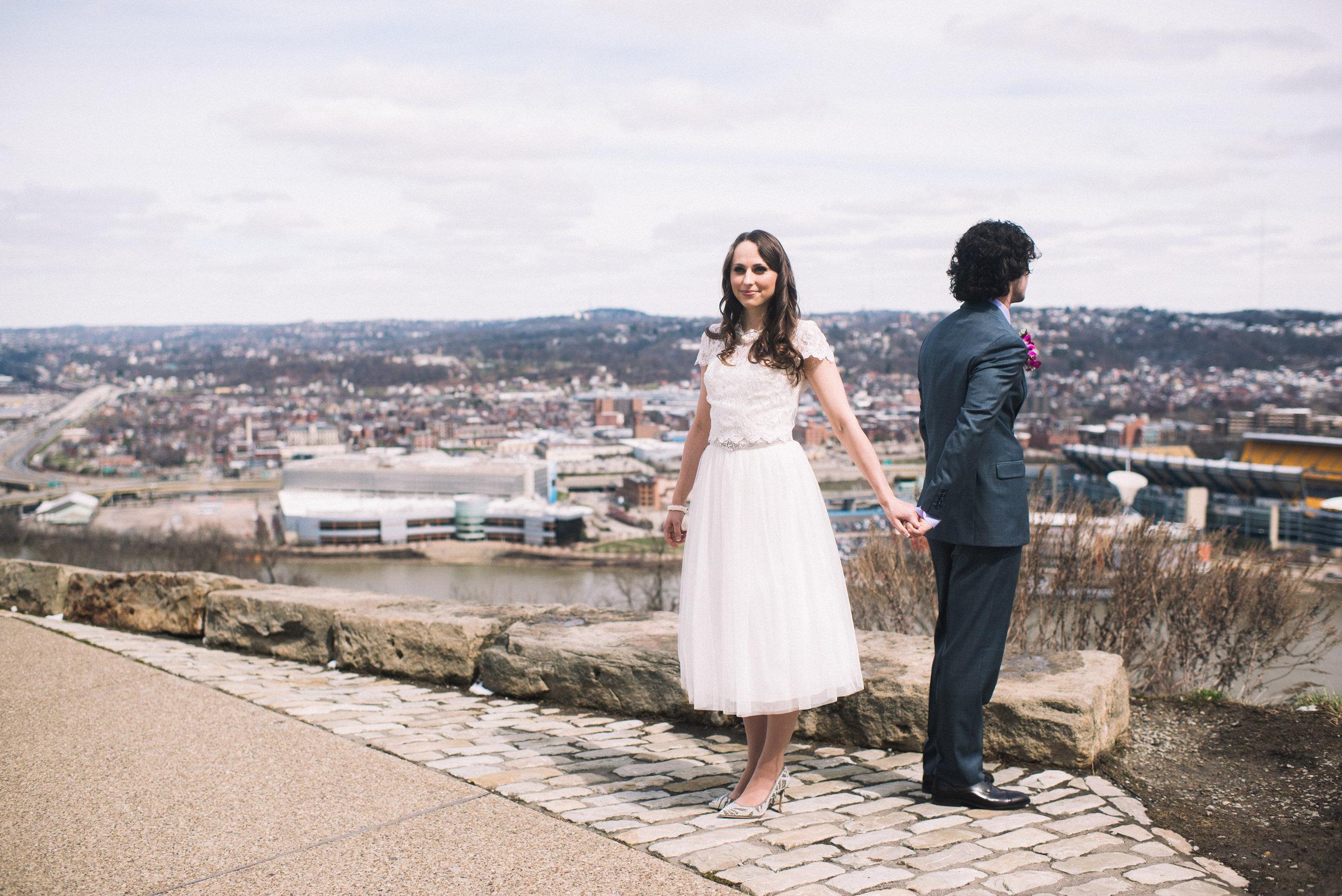 Pittsburgh Elopement Wedding Photographer - Carnegie Museum - Olya Tyler118.jpg