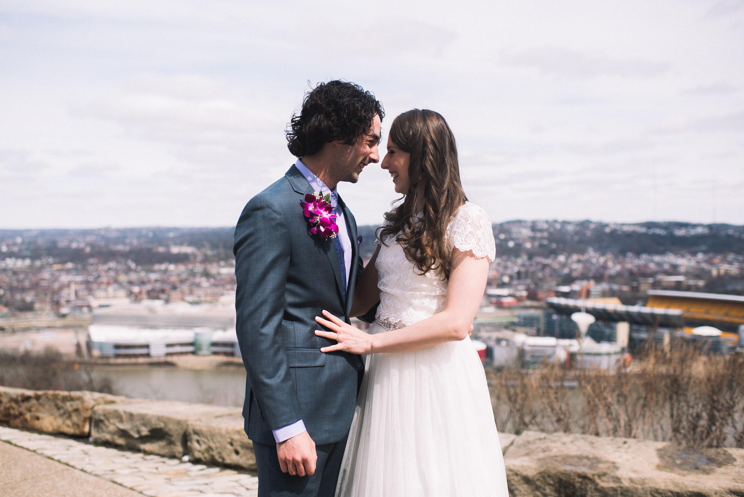 Pittsburgh Elopement Wedding Photographer - Carnegie Museum - Olya Tyler141.jpg