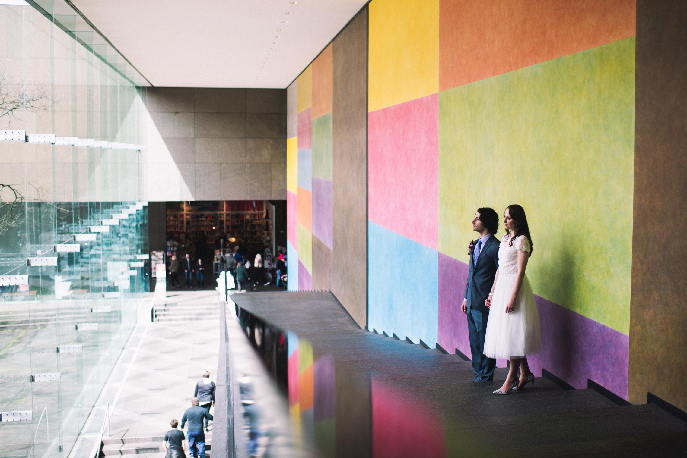 Pittsburgh Elopement Wedding Photographer - Carnegie Museum - Olya Tyler404.jpg