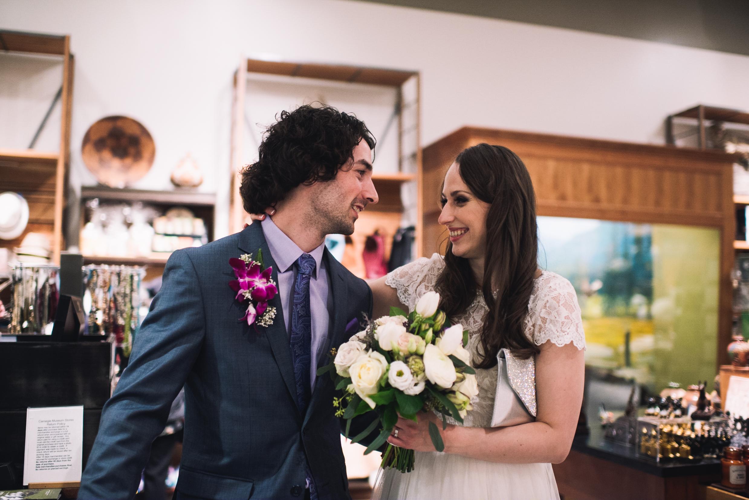 Pittsburgh Elopement Wedding Photographer - Carnegie Museum - Olya Tyler483.jpg