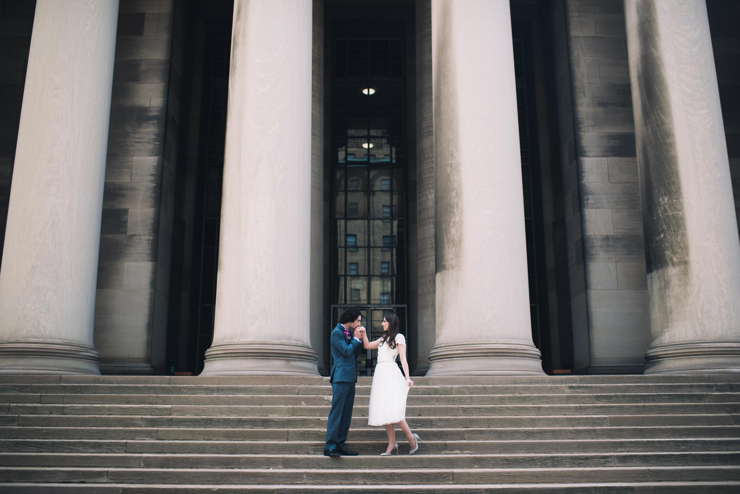 Pittsburgh Elopement Wedding Photographer - Carnegie Museum - Olya Tyler541.jpg