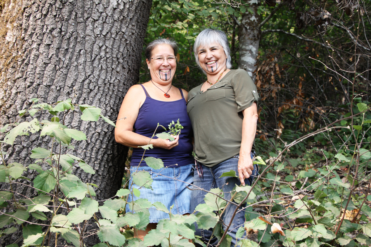 Introducing Special Guests- Elizabeth Azzuz and Margo Robbins-Yurok Tribe Members and Cultural Fire Advocates - Come meet these film subjects at the Oregon Premiere of Wilder than Wild on Sunday and stick around for their Q&A with the film's director after the film.