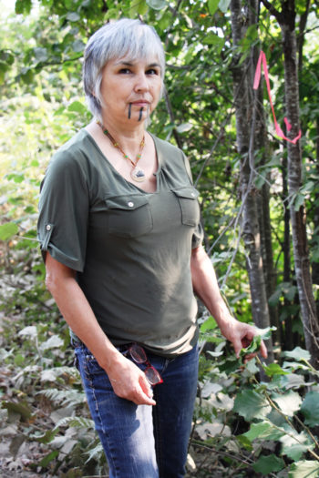 Margo Robbins,Wilder than Wild Q&A & Film Subject - Yurok Tribe Member & Cultural Fire Advocate