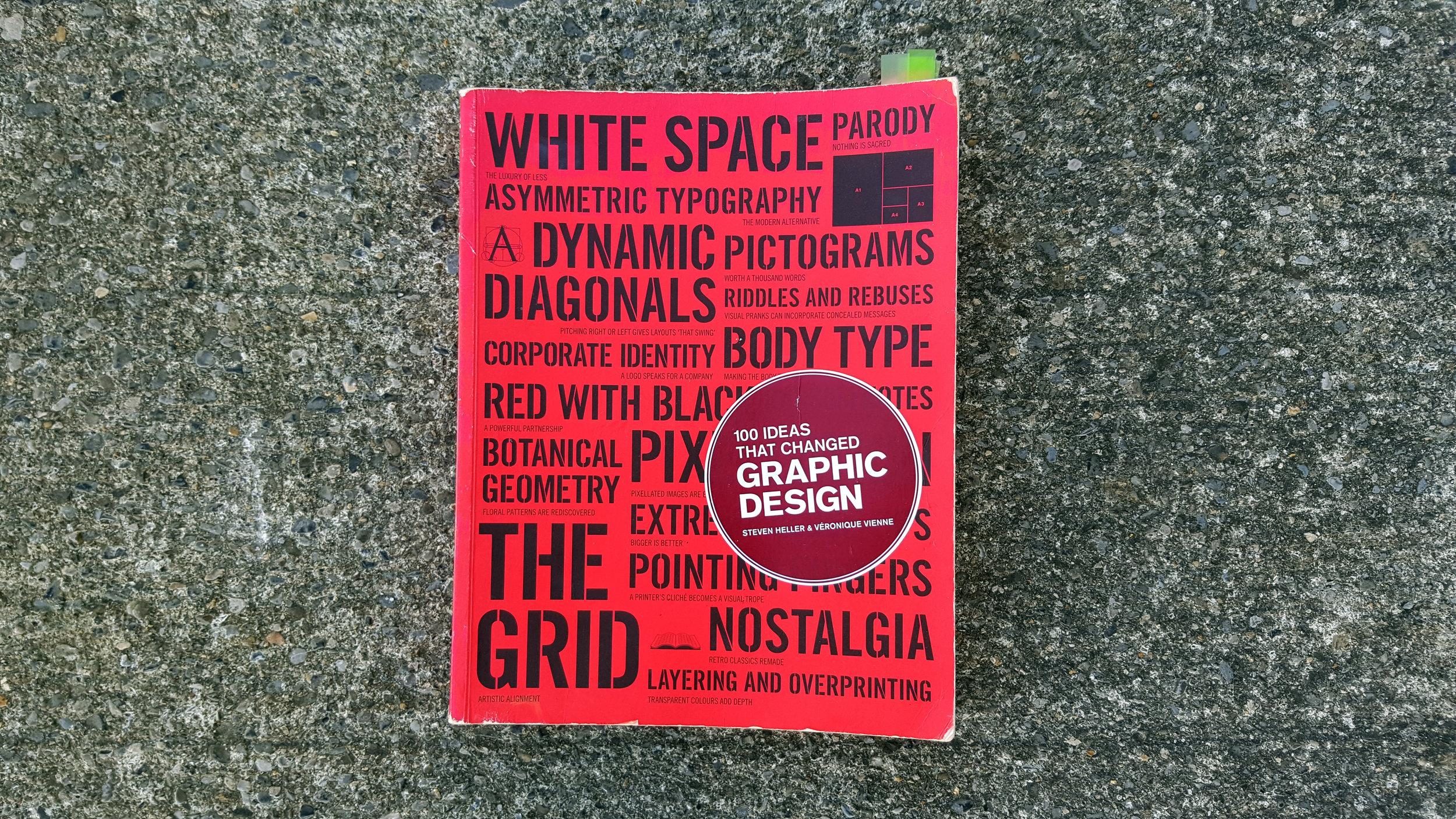 '100 Ideas That Changed Graphic Design'