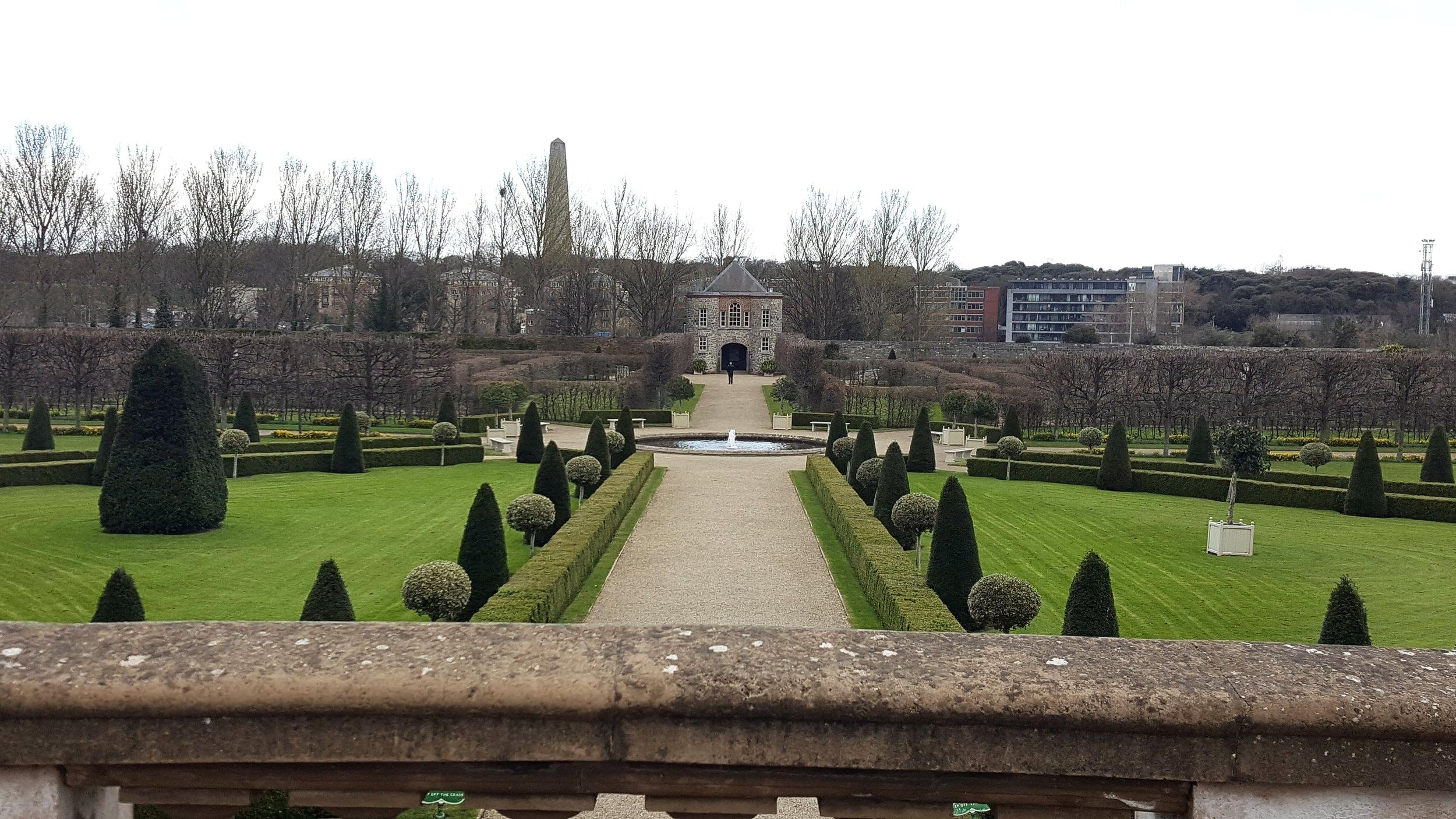 IMMA Gardens