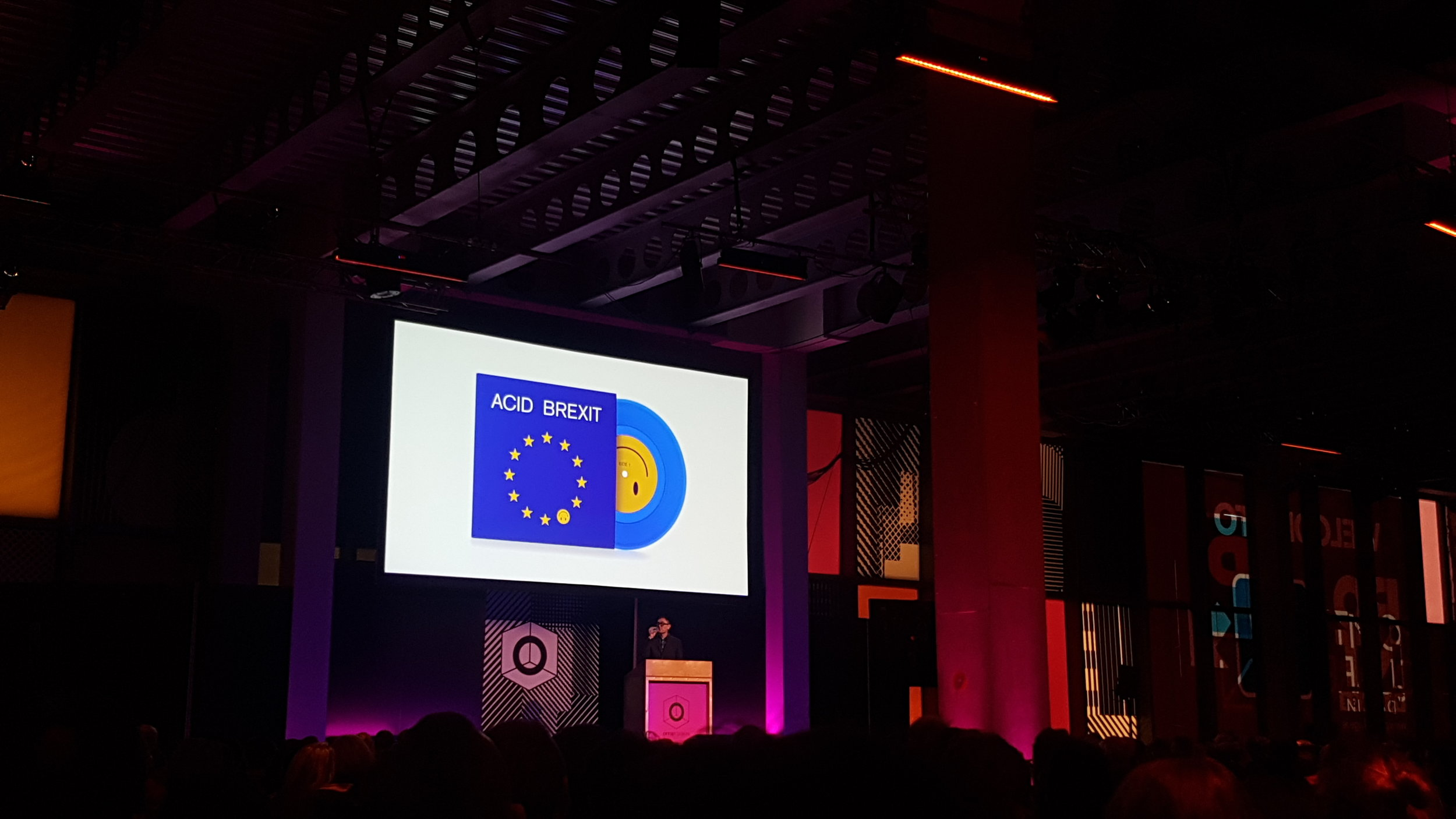 The stage at Offset 2019