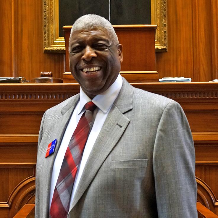 Senator Floyd Nicholson