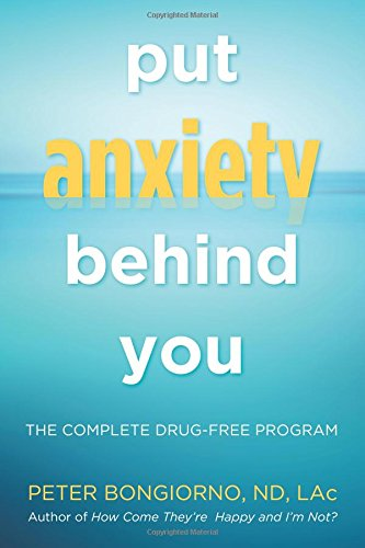Rebecca Hendrix, Put Anxiety Behind You