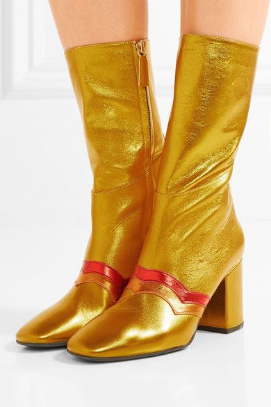 I'm Here To Party Metallic Leather Boot.jpg