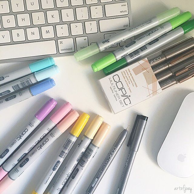 COPIC Ciao Marker 24 Pack $101