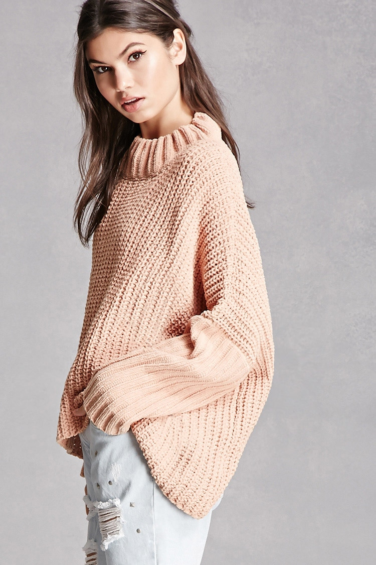 Oversized Chunky Sweater $45