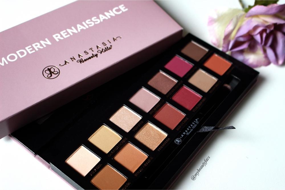 ABH Modern Renaissance Eyeshadow Palette $42