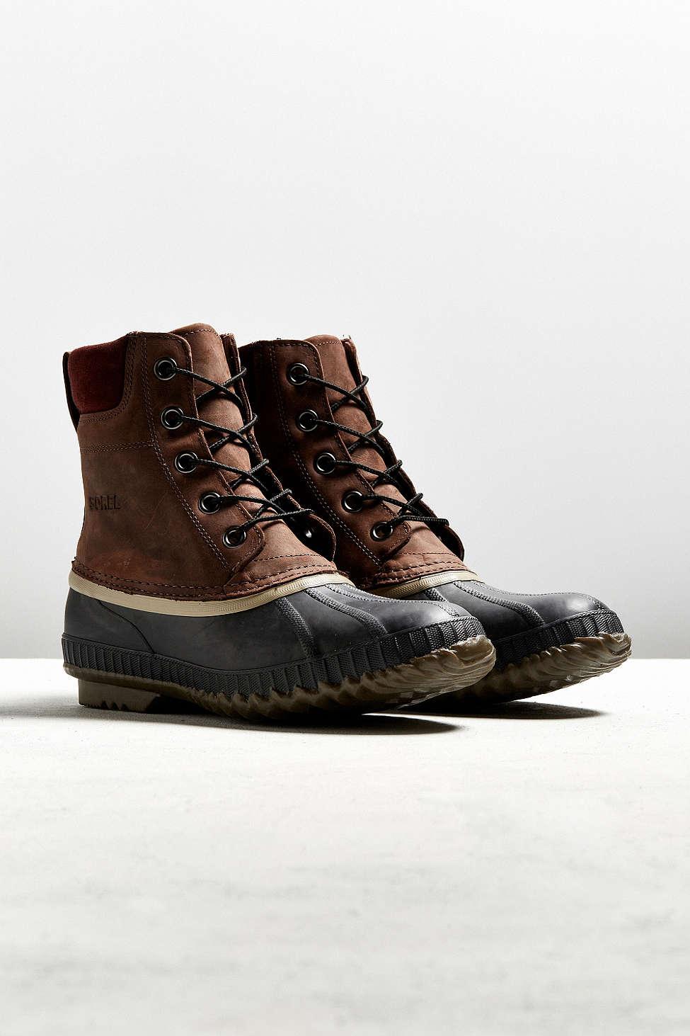 Sorel Waterproof Duck Boots $135