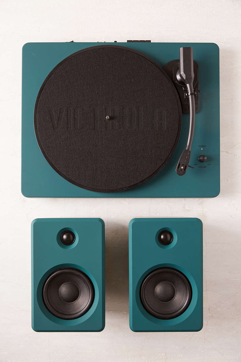 EP-33 Bluetooth Turntable with Speakers $169