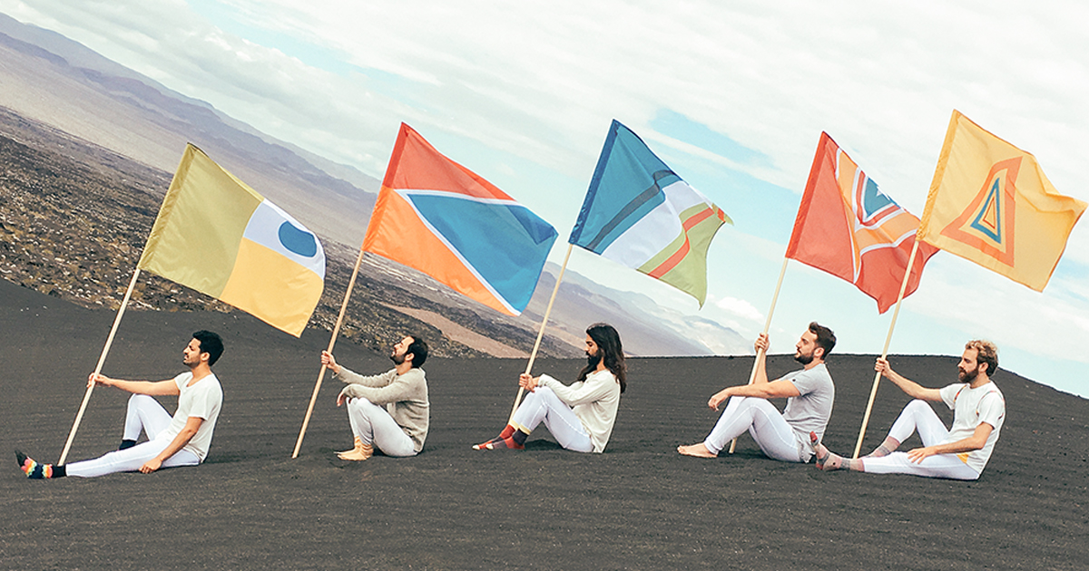Young the Giant's New Album - Home of the Strange