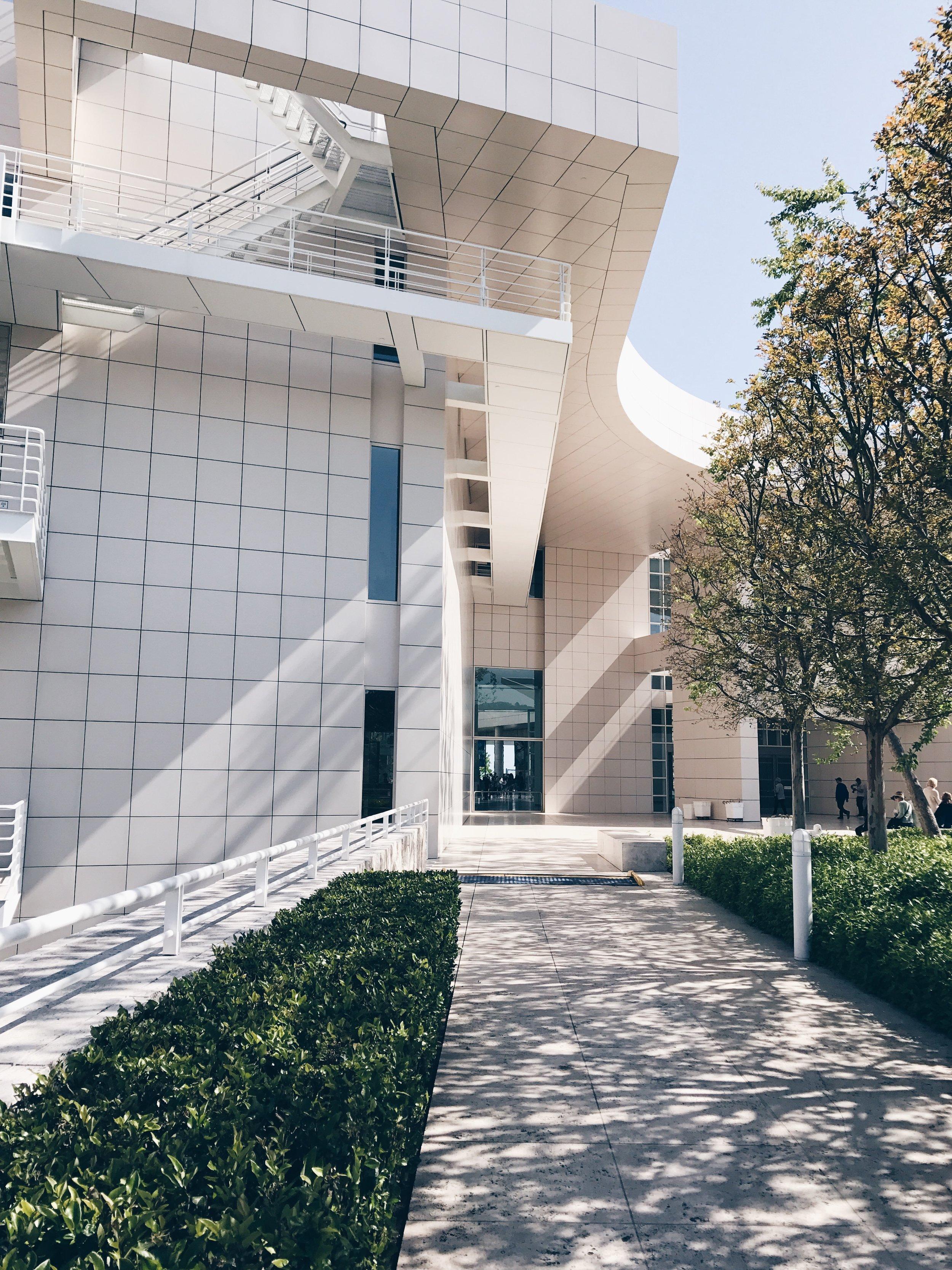 Getty Center LA