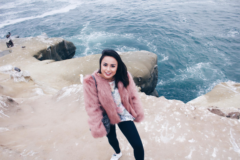 Amanda Davila in La Jolla, CA