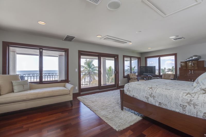 Estero Boulevard Before and After Bedroom Renovation