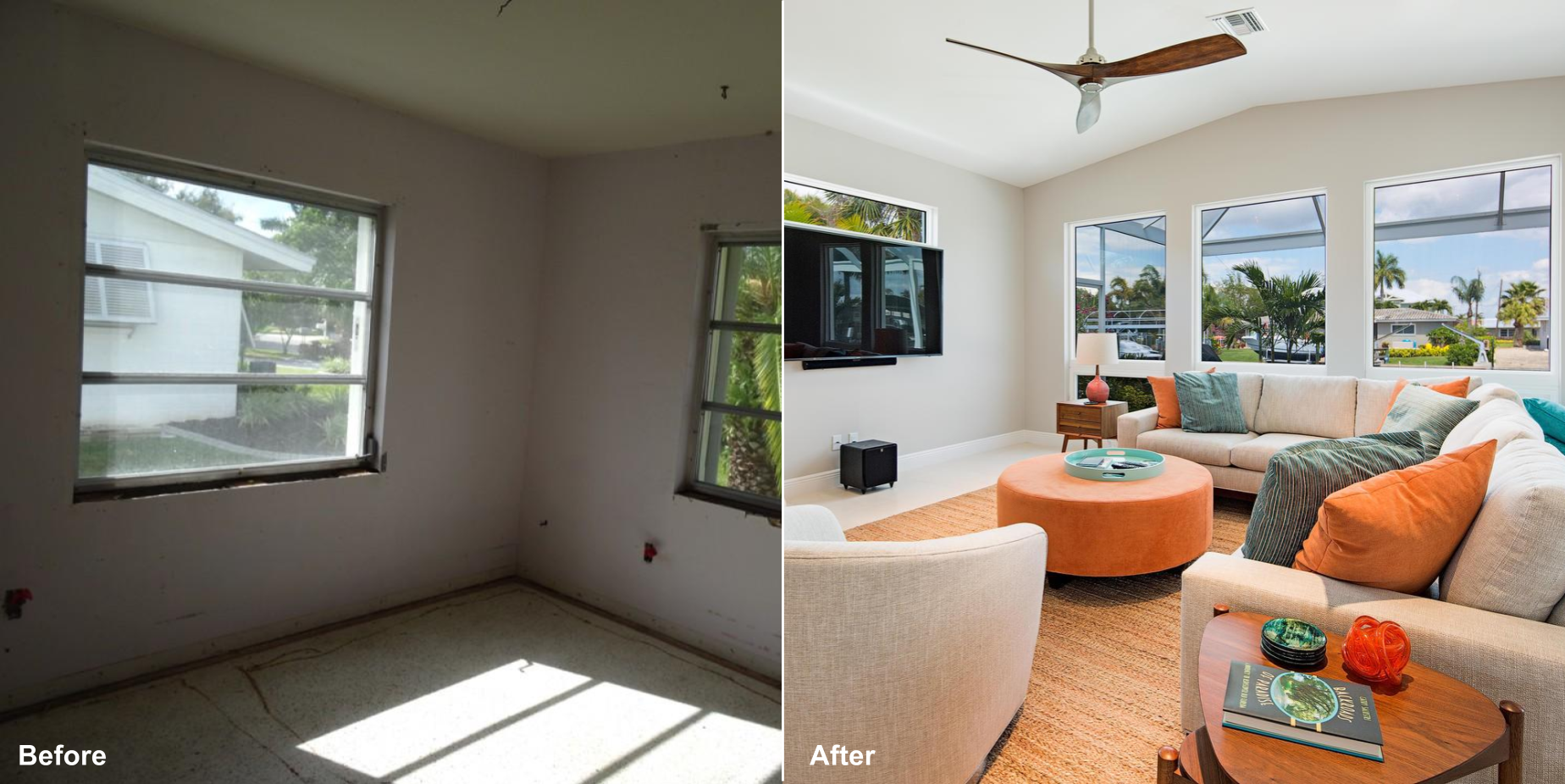 Clearview Greatroom Before and After Construction.png